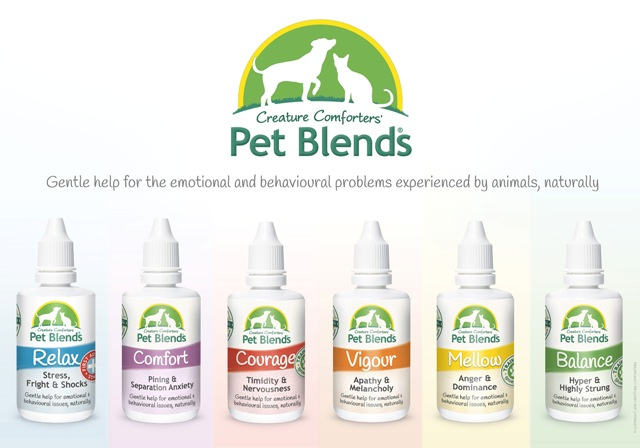 ALL 6 PET BLENDS® ROW natural animal remedy MD