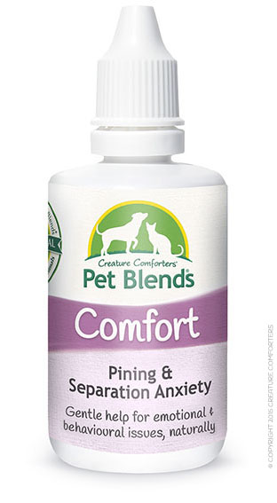 COMFORT BLEND BOTTLE 50ML natural flat VSM