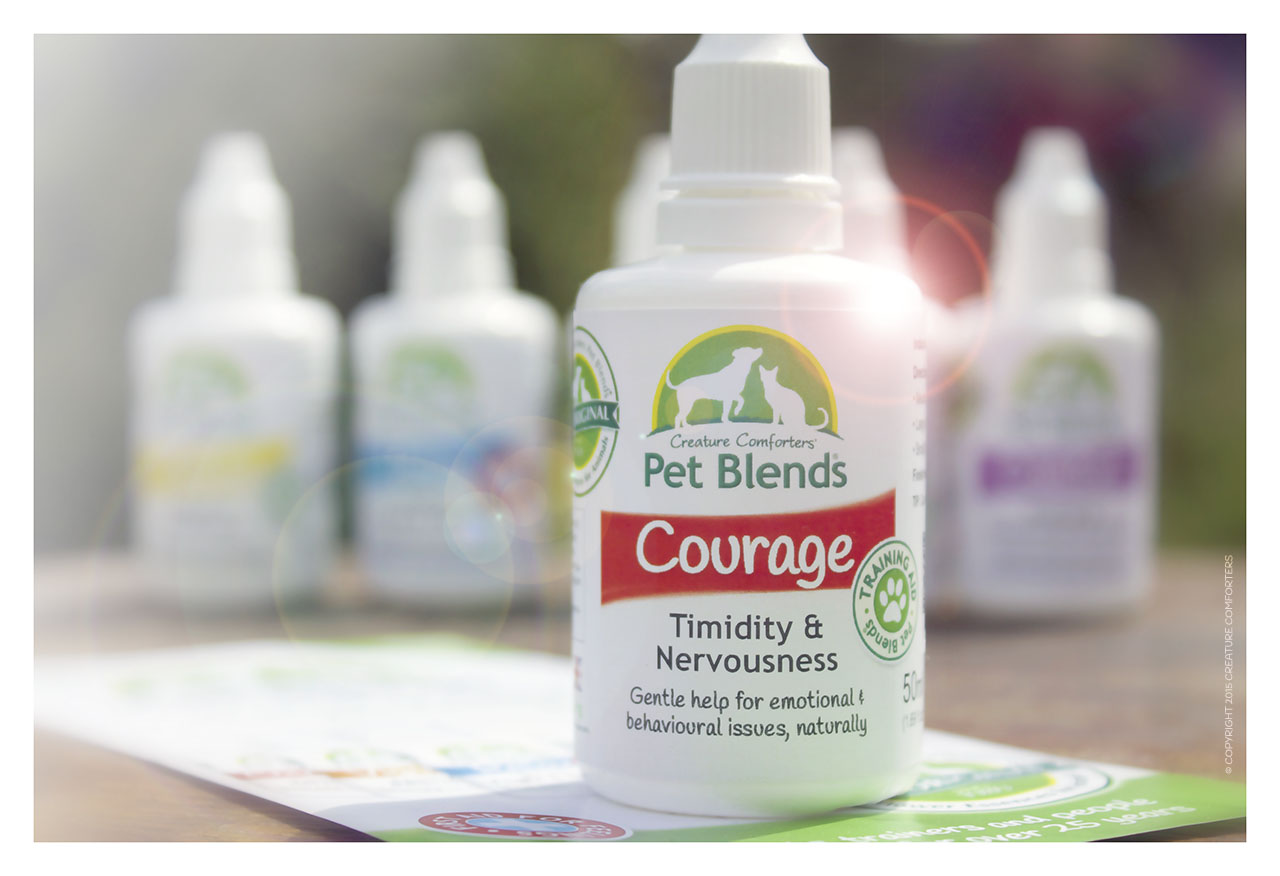 COURAGE BLEND BOTTLE 50ML outdoors1MD