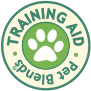 TRAINING AID PET BLENDS® LOGO
