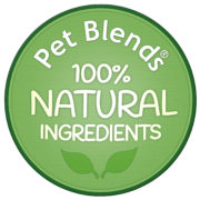 pet-blends-100%-natural-ingredients-logo