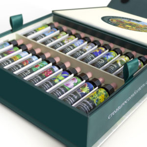 厚生花精 40支全套雙層紙盒套組 2017年新版設計! 另有無酒精版