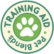 TRAINING AID PET BLENDS® LOGO