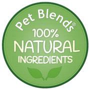 pet-blends-100%-natural-ingredients-logo